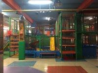 Parque infantil en Murcia
