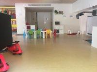空间教育和玩游戏和石板