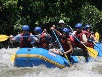 Rafting in Burgos