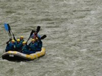 Rafting in Alto Ebro
