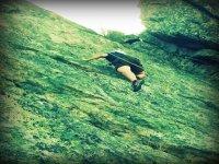 Escuela de escalada