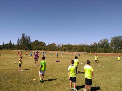 Summer adventure camp in Burgos