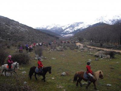 Escuela de Equitación El Soto Rutas a Caballo