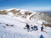 Racchette da neve a Burgos