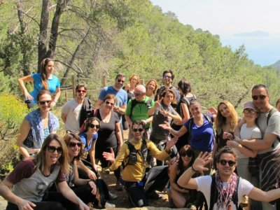 Ruta de trekking en la isla de Ibiza, 4 horas