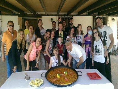 Despedida en Alicante y Tabarca, barco y comida