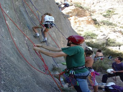 Aktive Life Sports & Events Escalada