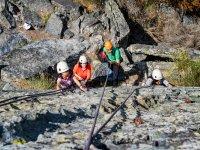 在巴达霍斯(Badajoz)学习攀岩