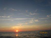 Romantisme en mer
