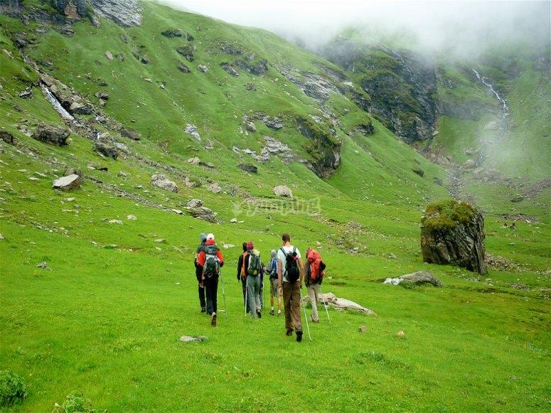 Ruta de trekking