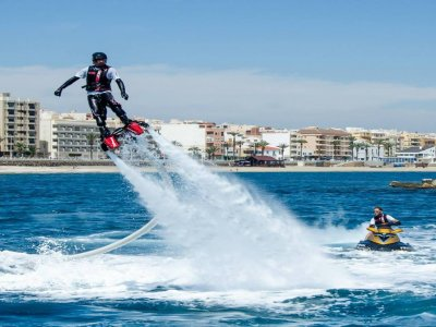 1h 20m Flyboard Flight fro 4 People, Garrucha