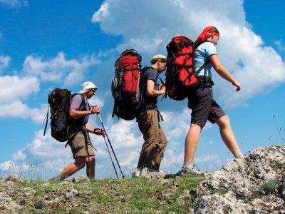 徒步穿越GR11峰会,3天