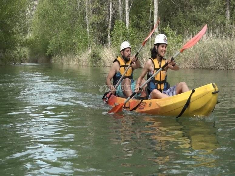 Two seat kayak