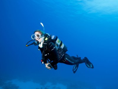 Scuba Diving course in Tenerife
