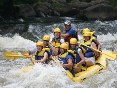 River Rafting Cabriel +住宿1晚
