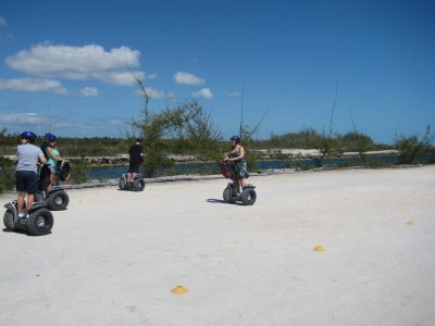 Turismo Roquetas Activo Segway