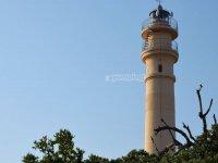 滨海罗克塔斯的壮丽灯塔