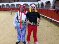 Asterix and Obélix
