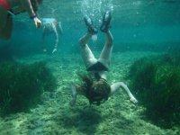 Baños en alta mar