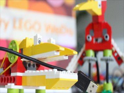 Taller Robótica con Lego Wedo en Bilbao
