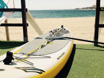 Buceo Aguadulce Roquetas Paddle Surf