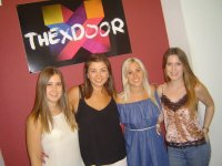 Group of friends prepared for escape game