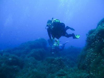ACUC Rescue Diver en Alcoceber, Castellón