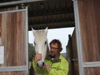 Cuidadores de caballos