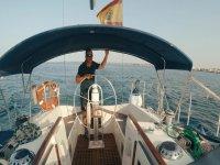 Salidas charter en velero