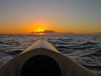 Relájate a bordo de un kayak