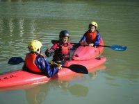 Aprende a conservar la calma en el kayak