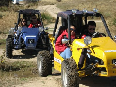 Night Buggy Trip + BBQ & Mojitos, El Casar