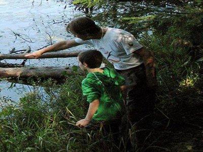 Campamento Padre e Hijos en Pontevedra 4 días.