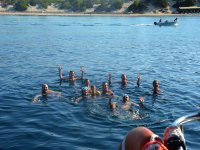 Snorkeling a Salinas