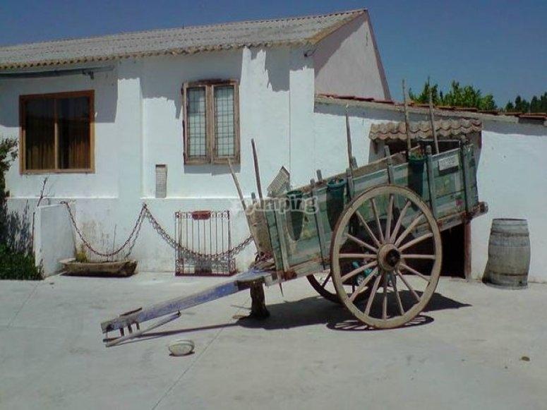 塞戈维亚的Finca