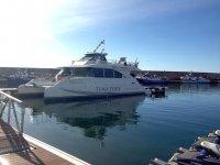 Catamarano a Calafat