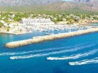 Il porto di Calafat