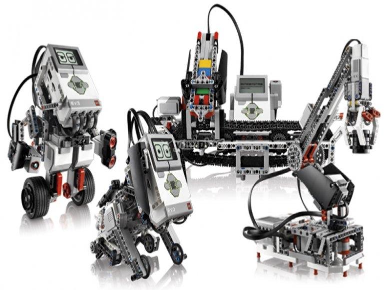 EV· robots