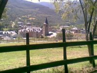 The village of Sort