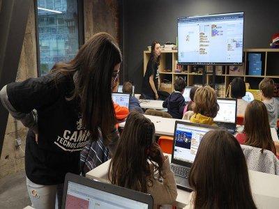 Donostia的视频游戏创作营地
