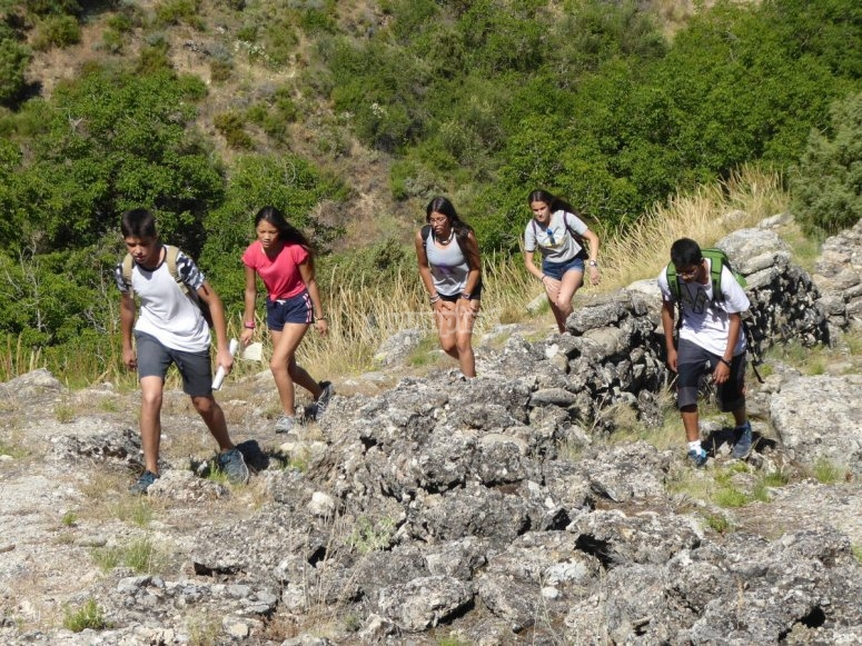 Salidas de senderismo por la montaña