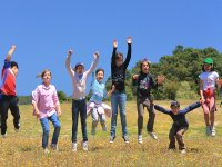 5 days Farm School, Albuñuelas, Jul. and Aug.
