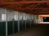 Hasta 18 boxes para cuidar de los caballos