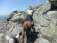 A caballo por el Valle Corneja