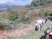 Excursión a caballo por Gredos