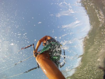 3 días de kitesurf y paddle surf, playa Deveses