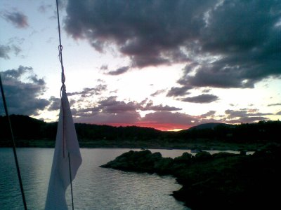 Romantic Sailing Trip 3h in El Burguillo