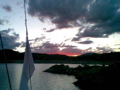 Ruta romántica en velero en El Burguillo 3h