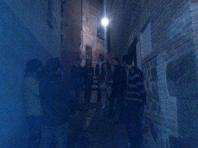 Gymkhana pack cluedo en Toledo, 2 horas