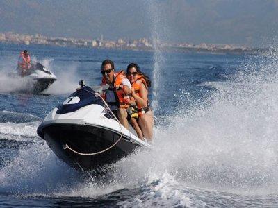 Excursión en moto de agua cala Estancia 1 hora